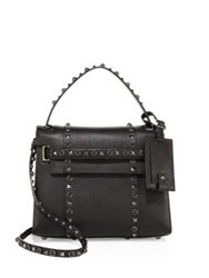 Valentino My Rockstud Small Single Handbag Black