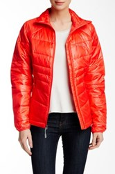 Columbia Gold 650 Turbo Down Jacket Red