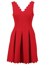 Banana Republic Cocktail Dress Party Dress Red