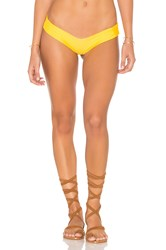Stone Fox Swim Tucker Bottom Yellow
