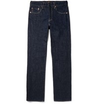 Chimala Wide Leg Selvedge Denim Jeans Mid Denim