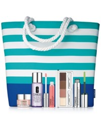 Clinique Summer In Clinique Set Only 34.50 With Any Clinique Purchase Beach Beauty