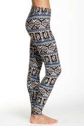Magid Printed Legging Multi