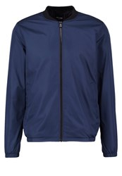 Only And Sons Onsnorm Bomber Jacket Dress Blues
