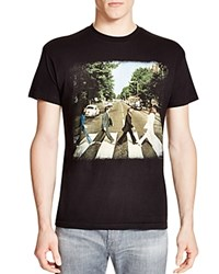 Bravado Abbey Road Tee Black