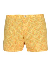 Rrd Swim Trunks Ocher