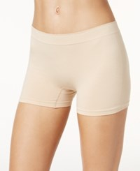 Maidenform Pure Genius Seamless Boyshort 40848 Latte Lift