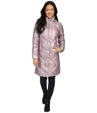 The North Face Miss Metro Parka Quail Grey Women's Coat Pink