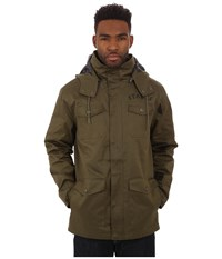 Staple Operator Jacket Olive Men's Coat
