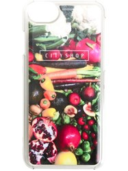 Cityshop Fruit And Vegetable Phone Case