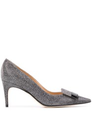 Sergio Rossi Glittered Pumps 60