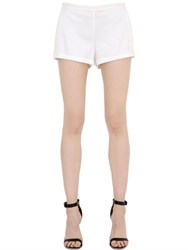 La Perla Essence Silk Satin Pajama Shorts