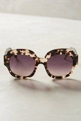 Anthropologie Everly Sunglasses Navy