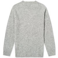 Howlin' Birth Of The Cool Crew Knit Silver