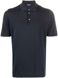 Drumohr Short Sleeved Polo Shirt 60