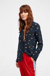 Rails Womens Butterfly Blouse