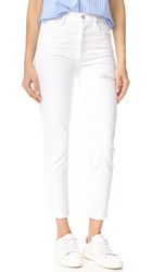 Agolde Jamie High Rise Classic Jeans Starlight