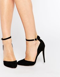 Asos Playwright High Heels Black