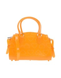 Twin Set Simona Barbieri Handbags Orange
