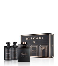 Bulgari Man In Black Edp Gift Set