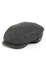 Men's Wigens 'Jacob' Herringbone Wool Driving Cap