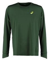 Asics Long Sleeved Top Oak Green
