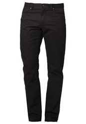 Pier One Trousers Graphit Black