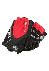 Roeckl Sports Imuro Fingerless Gloves Red