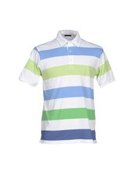 Bramante Topwear Polo Shirts Men White