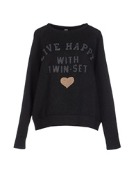 Le Coeur De Twin Set Simona Barbieri Sweatshirts