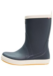 Viking Seilas Wellies Navy Dark Blue