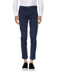Henry Smith Casual Pants Dark Blue