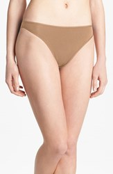 Women's Felina 'Sublime' High Cut Briefs Fawn
