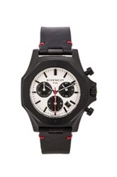 Givenchy Five Chronograph 45Mm In Black
