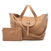 Meli Melo Women's Thela Tote Bag Light Tan