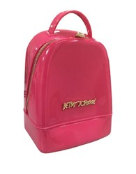 Betsey Johnson Dont Be Jelly Mini Backpack Fuschia