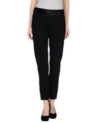 Maison Martin Margiela Mm6 By Maison Margiela Casual Pants Black