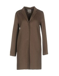 Jan Mayen Overcoats Khaki
