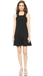 Nanette Lepore Floatin' Cloud Dress Black