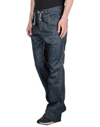 Analog Denim Pants Blue