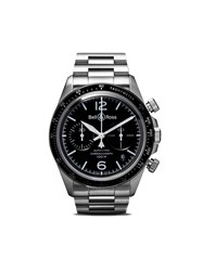 Bell And Ross Br V2 94 Black Steel Chronograph Unavailable