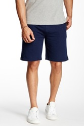 Eleven Paris Bruce Sweatshort Blue