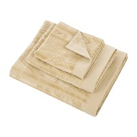 Roberto Cavalli Deco Towel Sand Neutral