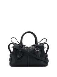 Tod's D Styling Micro Tote Black