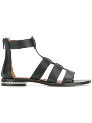 Givenchy Gladiator Sandals Black