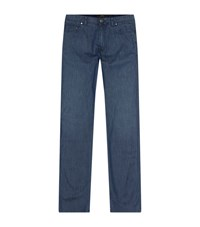 Brioni Straight Leg Jeans Male