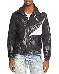 Prps Goods And Co. Rings Windbreaker Jacket Black