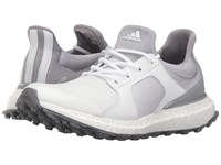 Adidas Climacross Boost Ftwr White Light Onix Silver Metallic Women's Golf Shoes