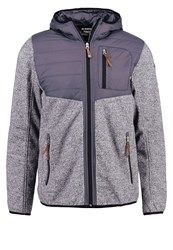 Killtec Seicos Fleece Blaugrau Blue Grey