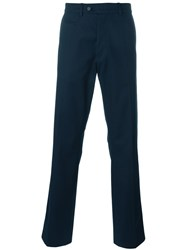 Societe Anonyme Tailored Trousers Blue